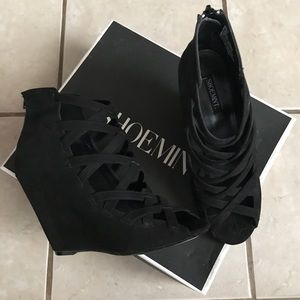 Shoemint Shoes - Shoemint wedge sandals